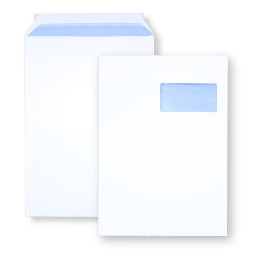 Choisir vos enveloppes C4 229x324 avec fenêtre