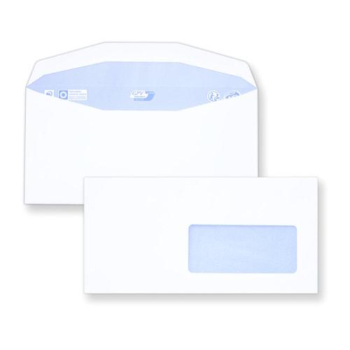 Choisir vos enveloppes C6/C5 mécanisables 114x229 avec fenêtre