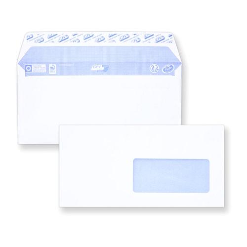 Comment bien choisir vos enveloppes le mag 39 for Enveloppe fenetre word