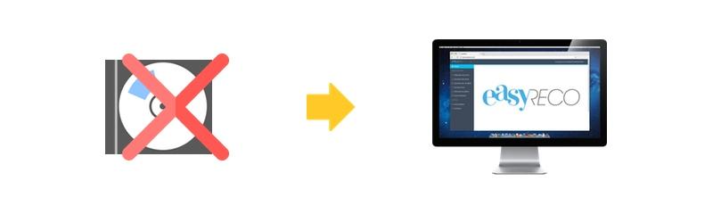 easyReco est un logiciel web qui n'a pas besoin d'installation