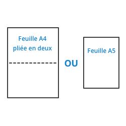 Bureaudeposte.net : feuille à insérer dans une enveloppe C5
