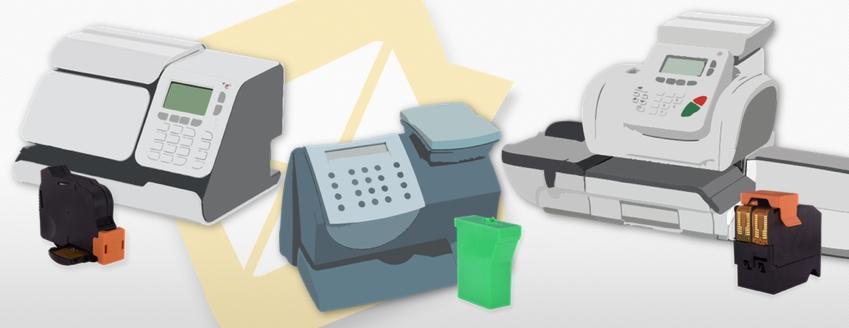 Identifier Votre Type De Cartouche Pour Machines à Affranchir