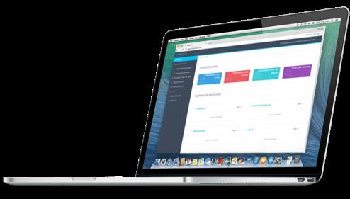 logiciel easyReco pour préparer et suivre vos recommandés