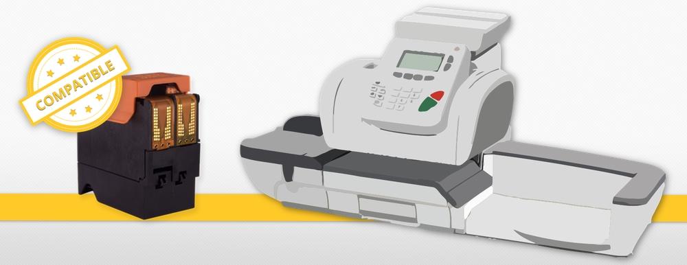 Peut-on Utiliser Une Cartouche Compatible Sur Une Machine à Affranchir ?