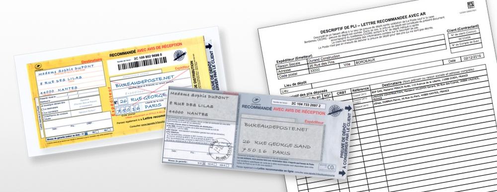Qu'est-ce Qu'un Bordereau De Dépôt Postal ?